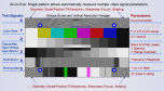 VQMA3 Test Pattern Composition